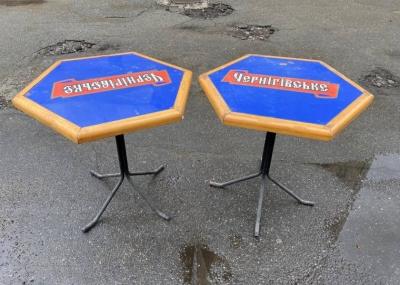 Столы бу для кафе недорого