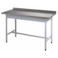 Стол кухонный металлический