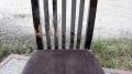 Стулья деревянные бу с мягкой сидушкой