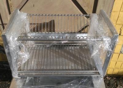 Сушка из нержавеющей стали для посуды