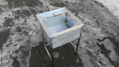 Ванна моечная для общепитов