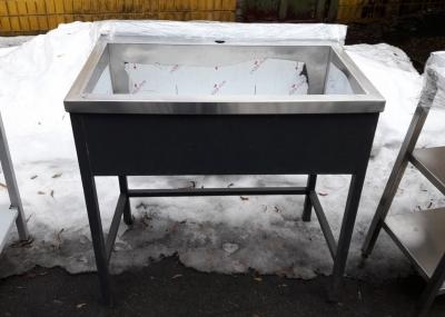 Ванна моечная односекционная