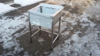 Ванна моечная вм 1