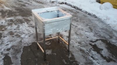 Ванна моечная вм