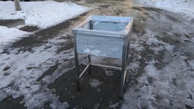 Ванна моечная вмп