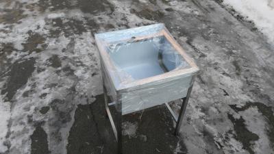 Ванна моечная вмц