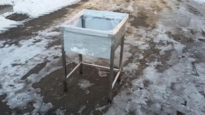 Ванна моечная всм 1