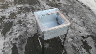 Ванна моечная всм