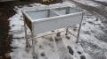Ванна моечная 2 секционная
