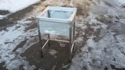Ванны моечные производственные
